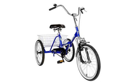 Adult Trike – Foldable